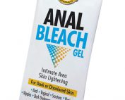 Body Action Anal Bleach Gel (50 Per Box)