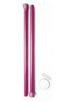 Jesse Jane Feature Dance Pole - Pink