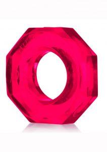 Oxballs Atomic Jock Humpballs Cock Ring - Pink