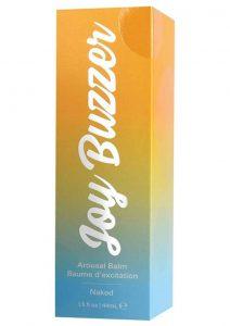 Joy Buzzer Clitoral Stimulant Naked 1.5 fl oz/44ml