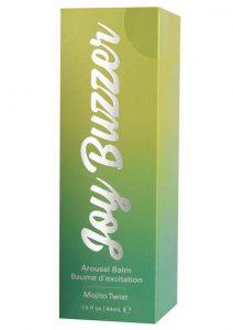 Joy Buzzer Clitoral Stimulant Mojito Twist 1.5 fl oz/44ml
