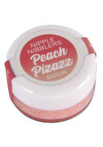 Nipple Nibblers Sour Tingle Balm Peach Pizazz 3 gm. 1 pc.