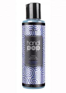 Handipop Edible Handjob Massage Gel Blueberry Muffin 4.2oz