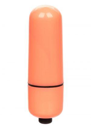 Foil Pack 3-Speed Bullet Vibrator - Orange