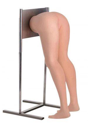 NextGen Doll Torso with Stand - Small - Vanilla