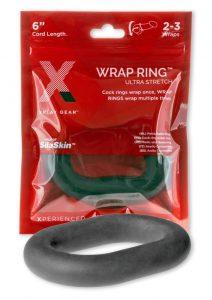 The Xplay 6.0 Ultra Wrap Ring - Black