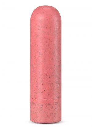 Gaia Eco Rechargeable Bullet Vibrator - Coral