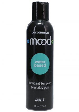 Mood Lube Water Based Lubricant 6oz