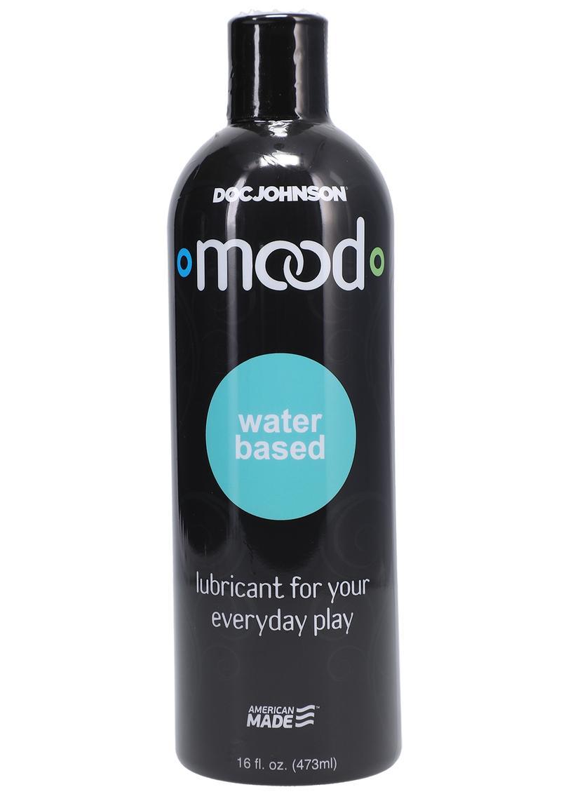 Mood Lube Water Based Lubricant 16oz