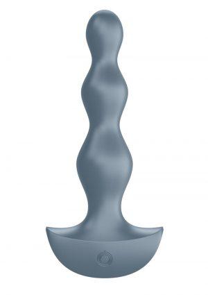 Satisfyer Lolli-Plug 2 Silicone Anal Beads - Gray