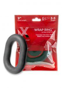 The Xplay 9.0 Ultra Wrap Ring - Black