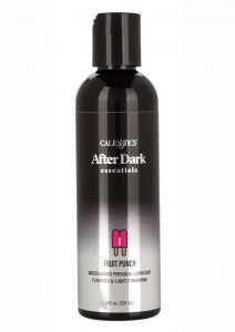 After Dark Essentials Water-Based Flavored Personal Warming Lubricant Fruit Punch 4oz