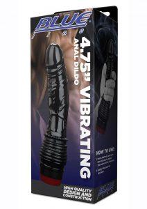 Candamp;B Gear Vibrating Anal Dildo 4.75in - Black