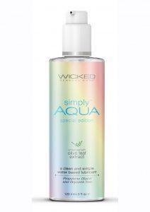 Simply Aqua Special Edition 4oz