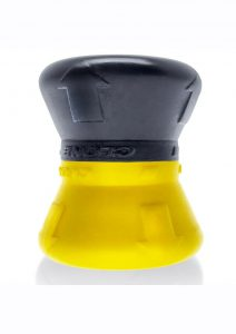 Clone Duo Silicone Ballstretcher (2 Pack) - Yellow