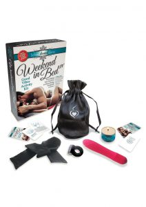 Behind Closed Doors Weekend in Bed Good Vibes Activity Kit (Set of 7)